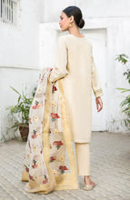 Load image into Gallery viewer, Unstitched-3-Piece-Embroidered-Maysuri-with-Organza-Jacquard-Suit