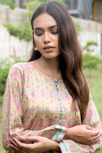 Load image into Gallery viewer, Unstitched 1 Piece Printed Lawn Shirt