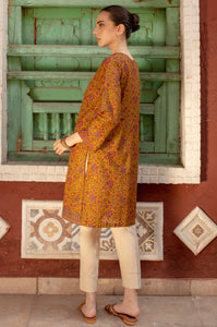 Unstitched 1 Piece Digital Printed Khaddar Shirt