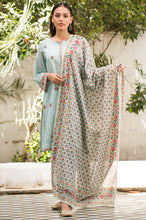 Load image into Gallery viewer, Unstitched 2 Piece Embroidered Lawn Suit