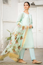 Load image into Gallery viewer, Unstitched 3 Piece Embroidered Maysuri Suit