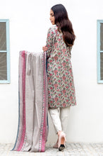 Load image into Gallery viewer, Unstitched 3 Piece Printed Lawn Suit