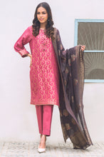 Load image into Gallery viewer, Unstitched 3 Piece Jacquard Suit