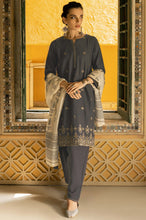 Load image into Gallery viewer, Unstitched 3 Piece Embroidered Khaddar Suit