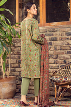Load image into Gallery viewer, Unstitched 3 Piece Printed Cottel Suit