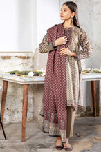 Load image into Gallery viewer, Unstitched 3 Piece Embroidered Karandi Suit
