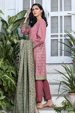 Load image into Gallery viewer, Unstitched 3 Piece Printed Karandi Suit