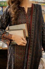 Load image into Gallery viewer, Stitched 3 Piece Printed Lawn Suit with Printed Lawn Dupatta