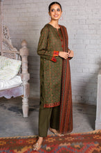 Load image into Gallery viewer, Unstitched 3 Piece Printed Slub Lawn  Suit with Printed Lawn Dupata