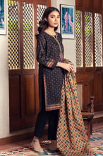 Load image into Gallery viewer, Unstitched 3 Piece Embroidered Lawn Suit with Cotton Net Dupatta