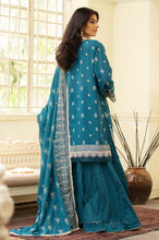 Load image into Gallery viewer, Unstitched 3 Piece Yards Dyed Chikankari Lawn Suit