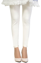 Load image into Gallery viewer, Zeen Cotton Legging - Off White