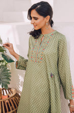 Load image into Gallery viewer, Stitched 1 Piece Embroidered Lawn Shirt