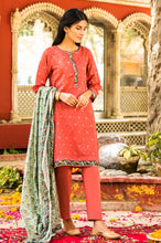 Load image into Gallery viewer, Stitched 2 Piece Digital Printed Lawn Suit