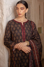Load image into Gallery viewer, Stitched 2 Piece Embroidered Khaddar Suit