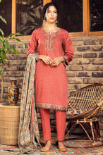 Load image into Gallery viewer, Stitched 2 Piece Embroidered Cottel Suit