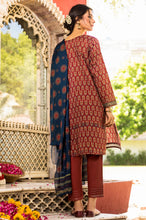 Load image into Gallery viewer, Stitched 3 Piece Digital Printed Lawn Suit