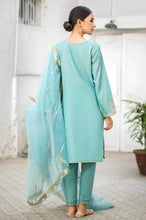 Load image into Gallery viewer, Stitched 3 Piece Embroidered Maysuri Suit