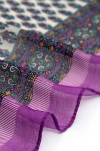 Classic Kantha Scarf
