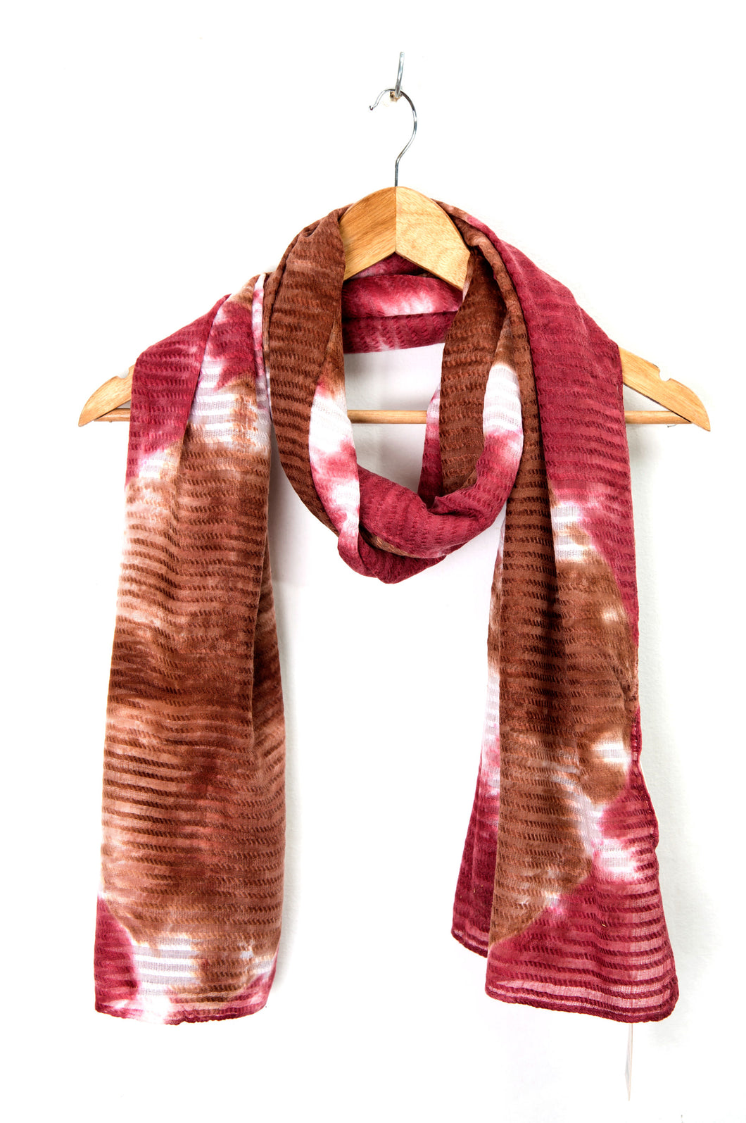 Infinity Tie-Dyed Scarf