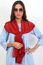 Load image into Gallery viewer, Solid Chiffon Scarf