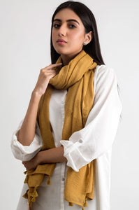 Woven Mesh Scarf