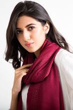 Load image into Gallery viewer, Viscose Zari Scarf
