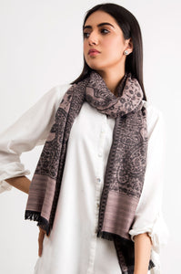 Woven Paisley Scarf