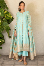 Load image into Gallery viewer, 3 Piece Unstitched Suit-Fabric: Jacquard
