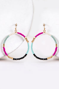 Color Pop Hoops