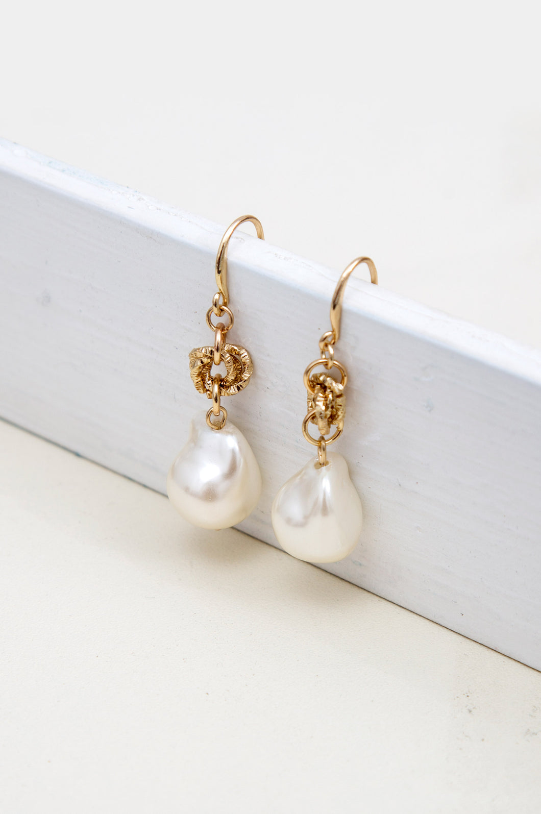 Pearl Rings Drop