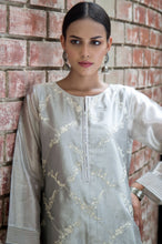 Load image into Gallery viewer, Stitched 1 Piece Tissue Zari Embroidered Shirt