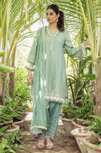 Load image into Gallery viewer, Unstitched 3 Piece Yards Dyed Chikankari Lawn Suit with Chiffon Chikankari Dupatta