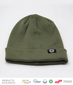 GORRO LANA BASIC /// Green
