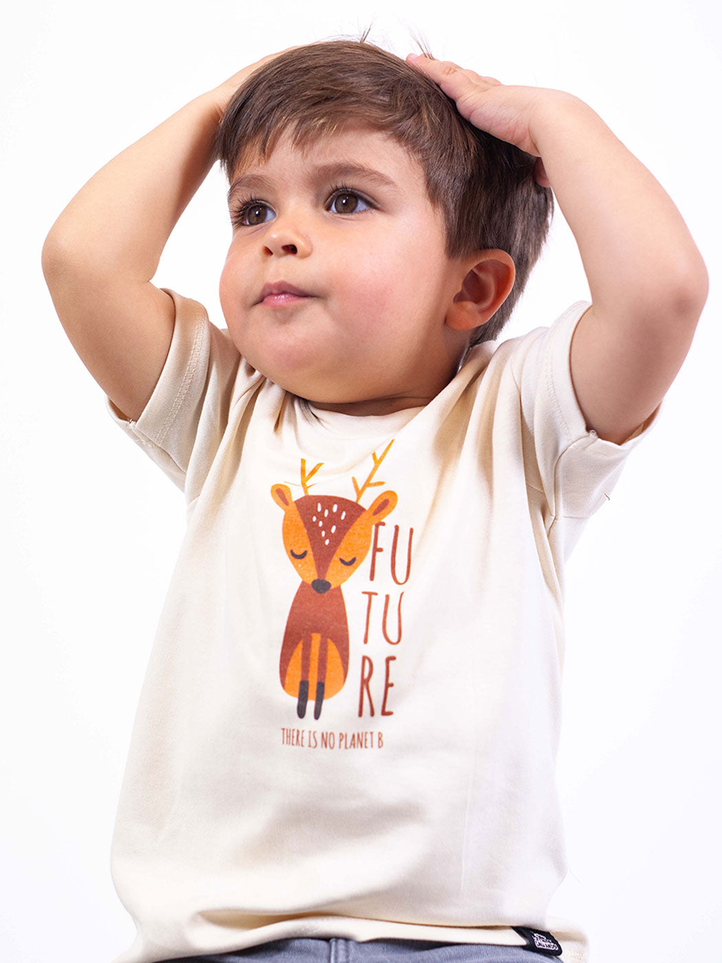 CAMISETA ANIMAL FUTURE BEBÉ  ///