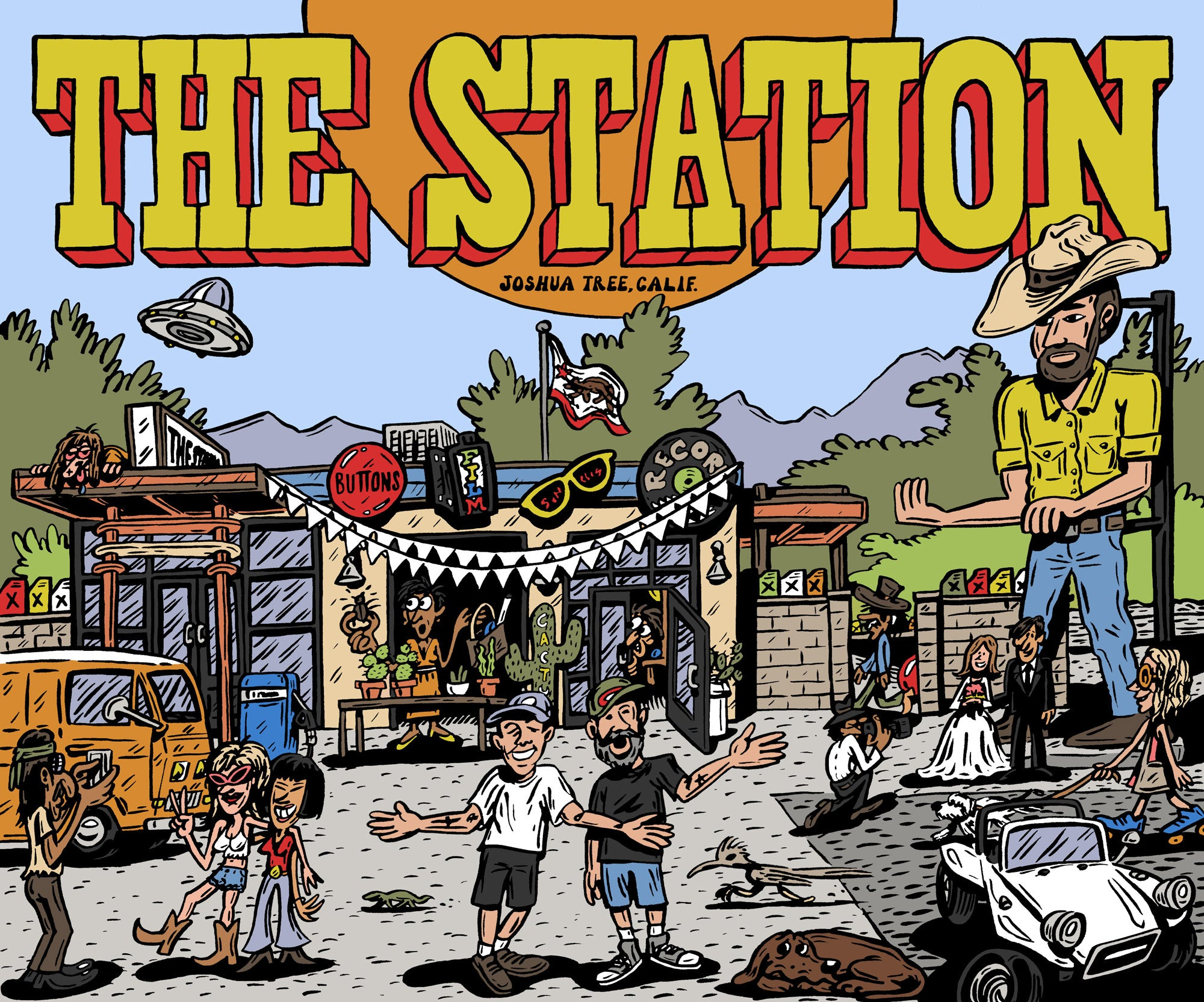 =The Station