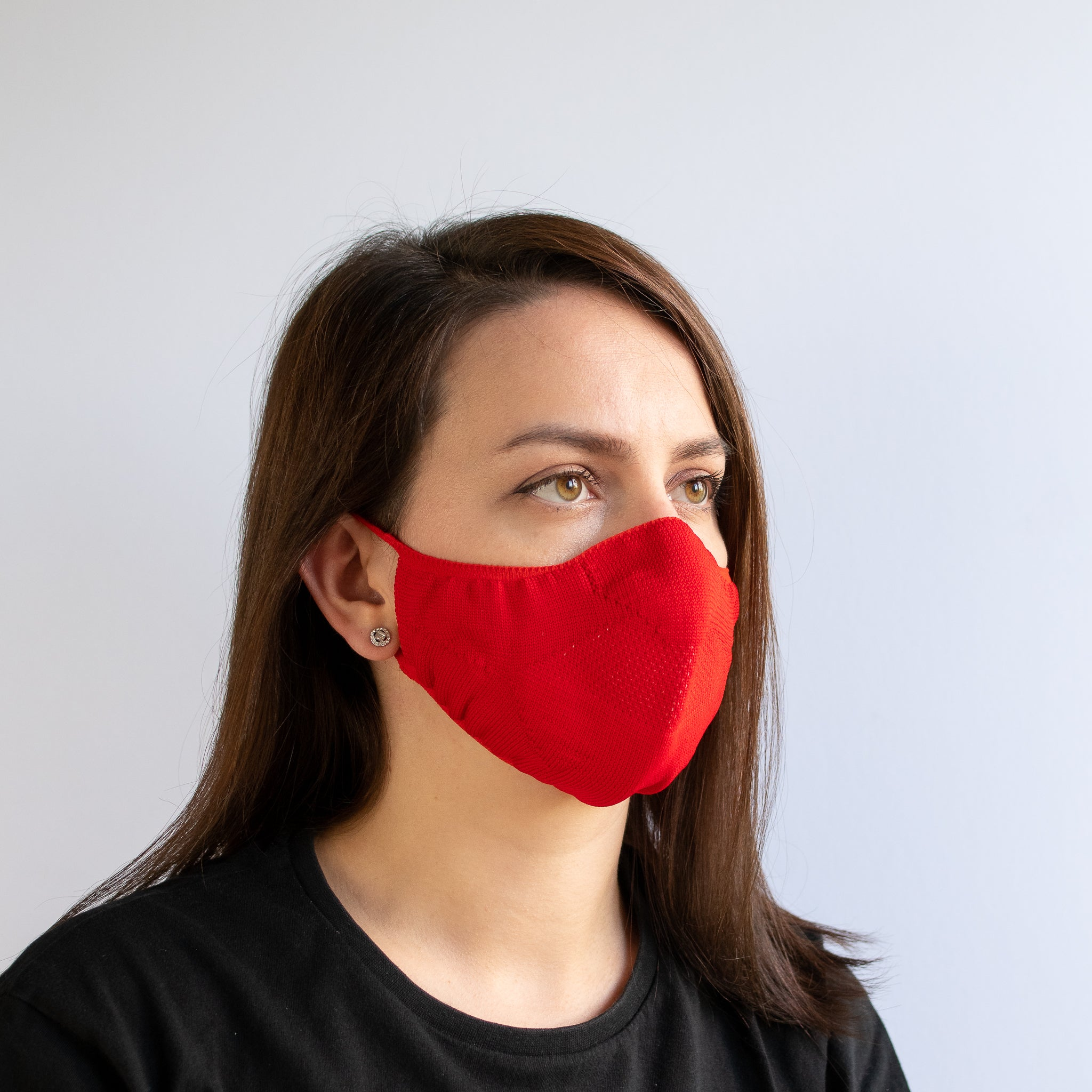 Face Mask - Red