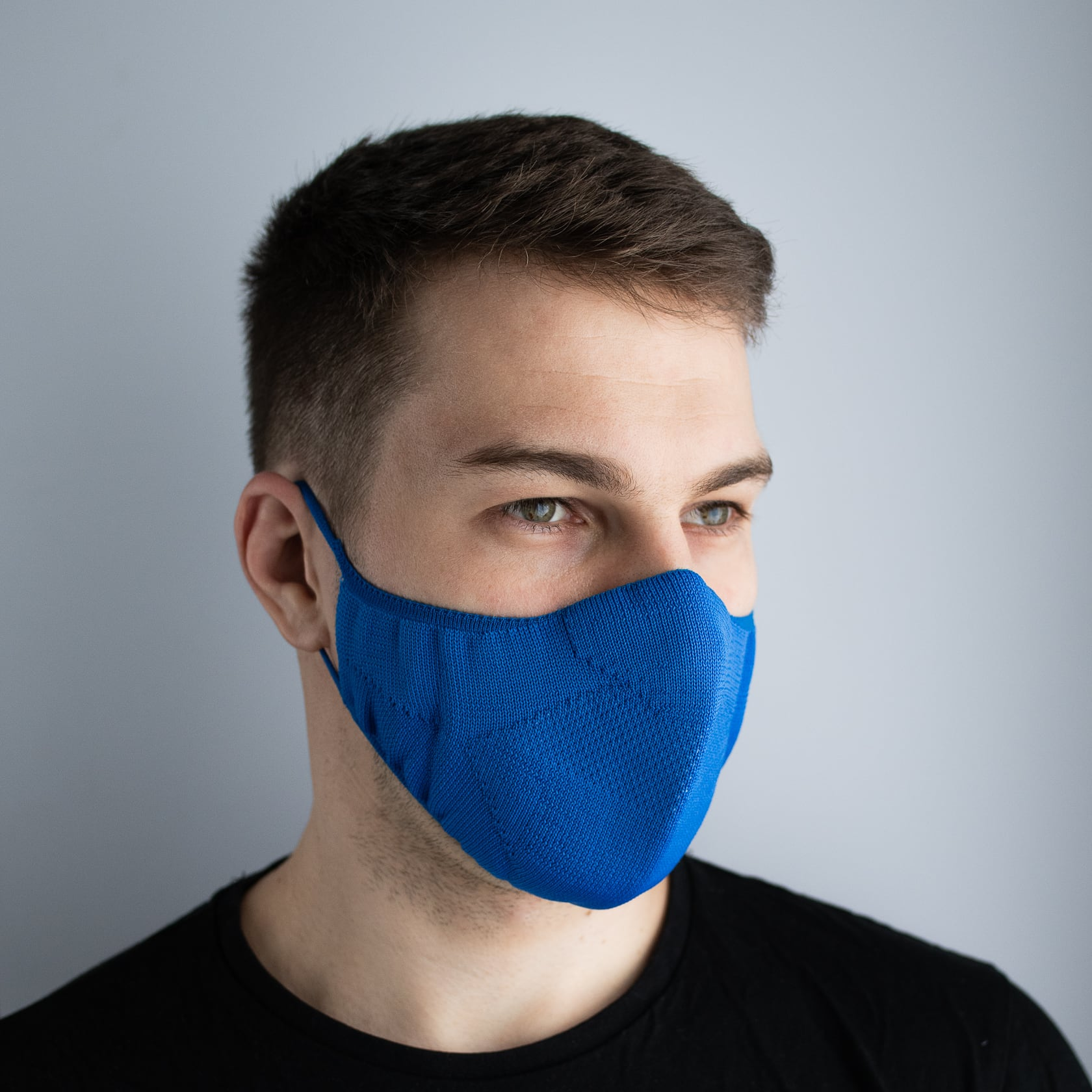 Face Mask - Royal Blue