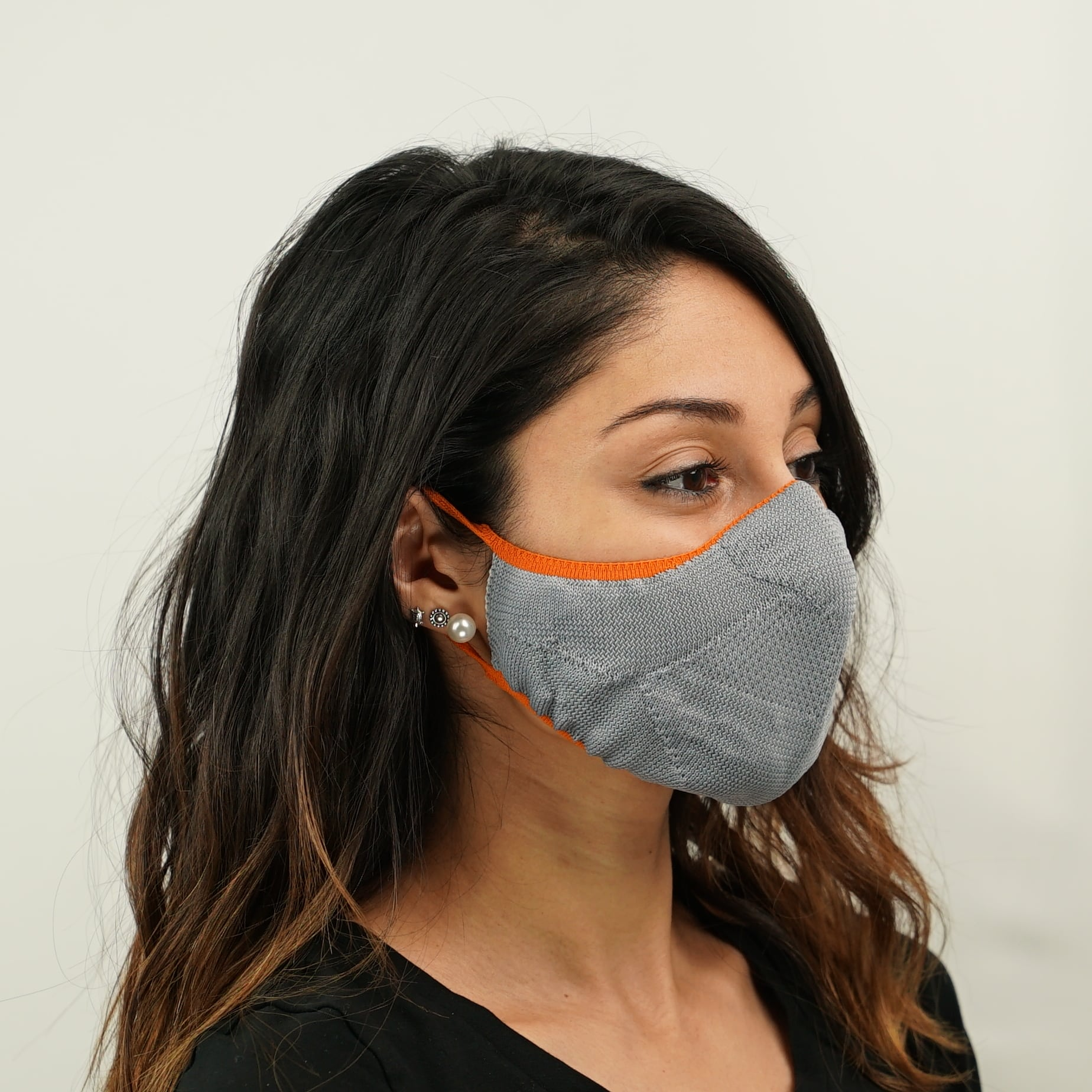 Face Mask - Mars Grey