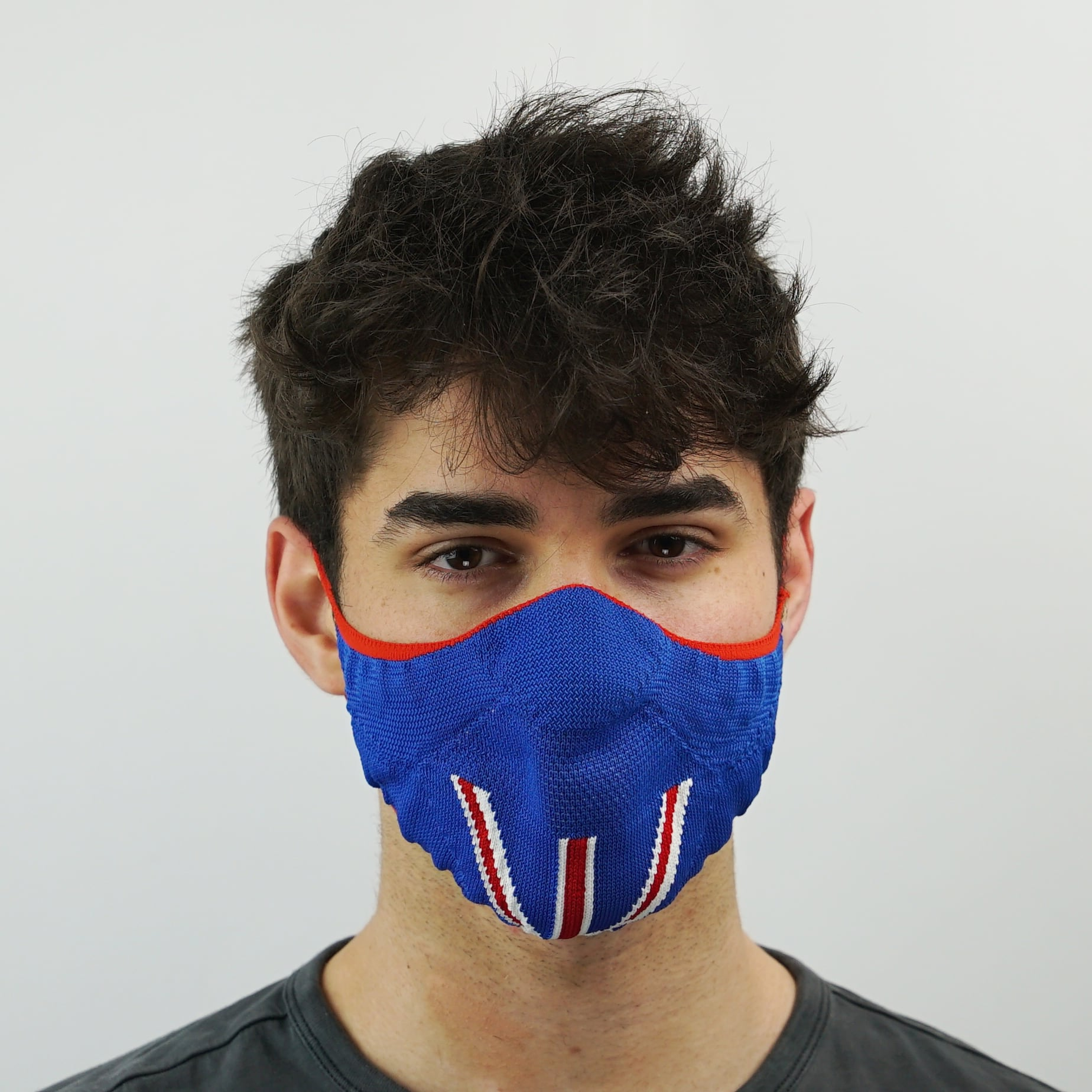 Limited Edition Face Mask - Union Jacquard