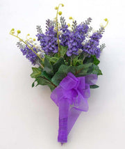 Bridesmaids Silk Lilac Lavender & Lily of the Valley Wedding Posy