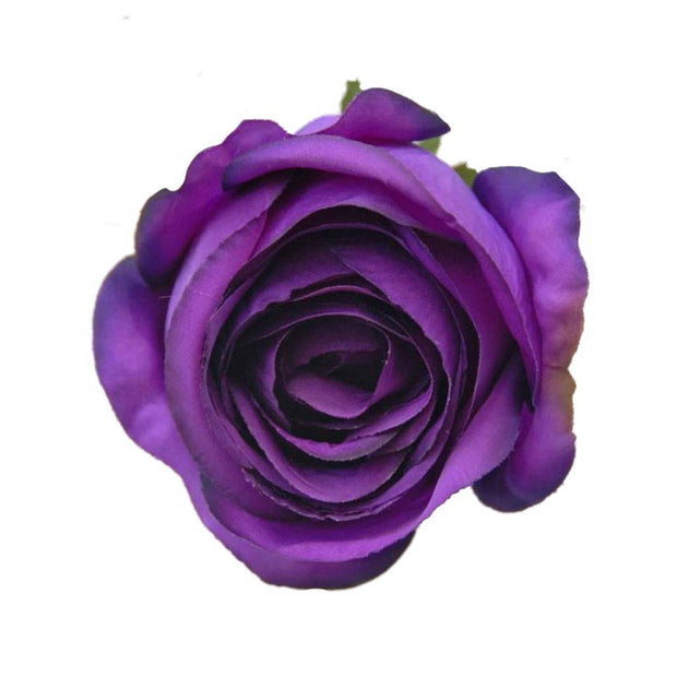 Large Silk Rose Wedding Flower Sample