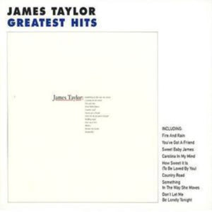 James Taylor's  Greatest Hits (CD)