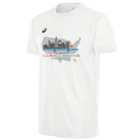 "Official 2020 ASICS Men's ""In Training"" Tech Tee"