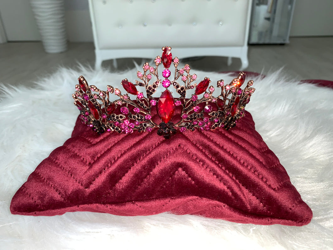 Bridal Crown in the style 1256