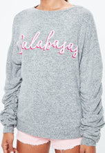 Load image into Gallery viewer, MISSGUIDED Calabasas Slogan Brushed sweater