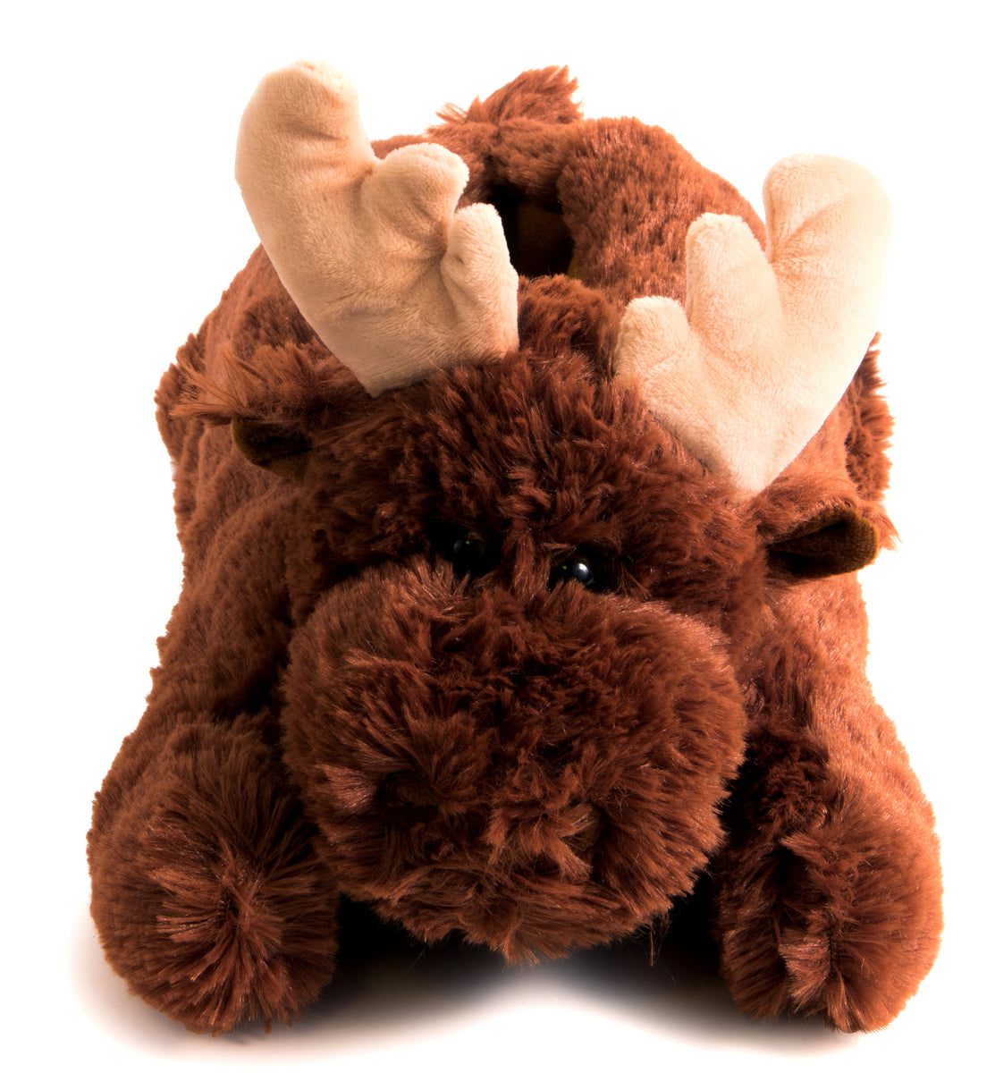 Adult Moose Slippers | Free Shipping