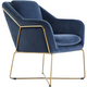 Trapani Chair Navy