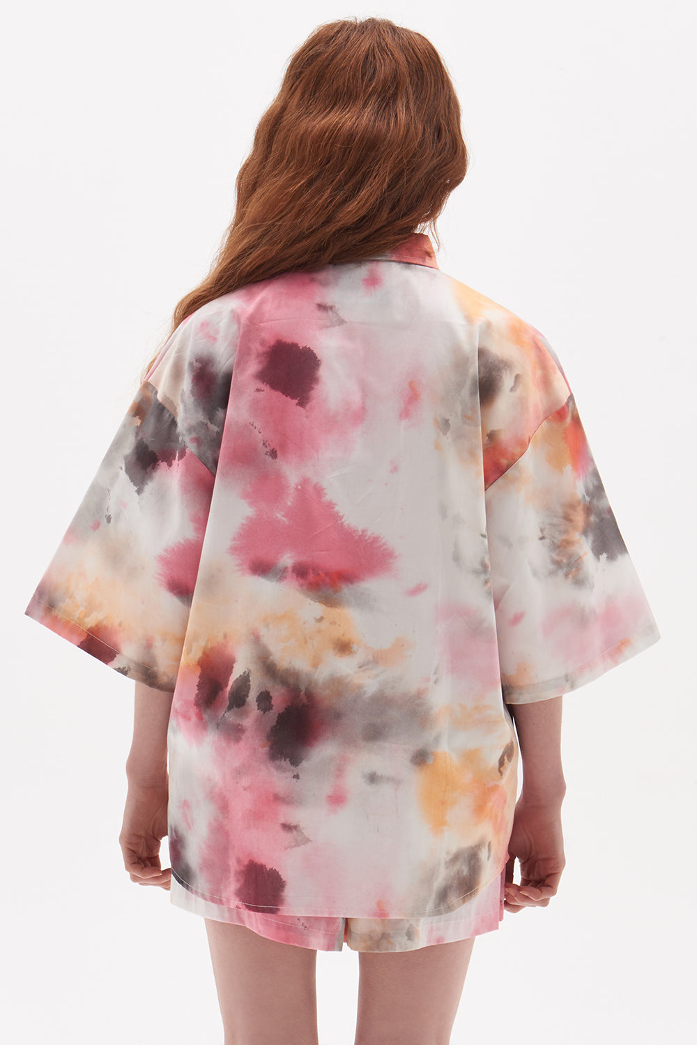 Organic Cotton Tie Dye Shirt