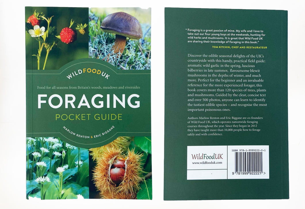 Foraging Pocket Guide by Marlow Renton and Eric Biggane